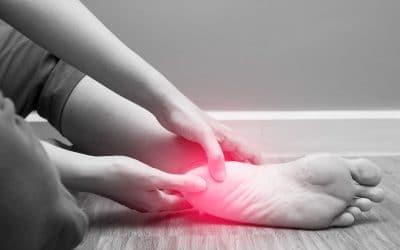 Plantar Fasciitis heel foot pain: Cortisone pain relief injection